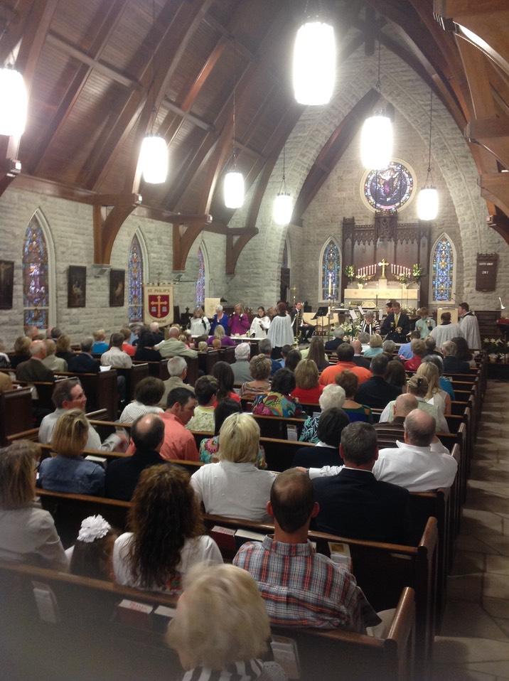 Worship Services, Sermons & Readings | St  Philip's Episcopal Church